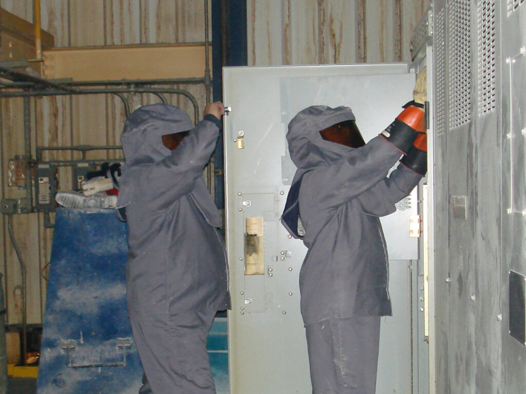 NFPA 70E, 2021. Establishing the Electrically Safe Work Condition