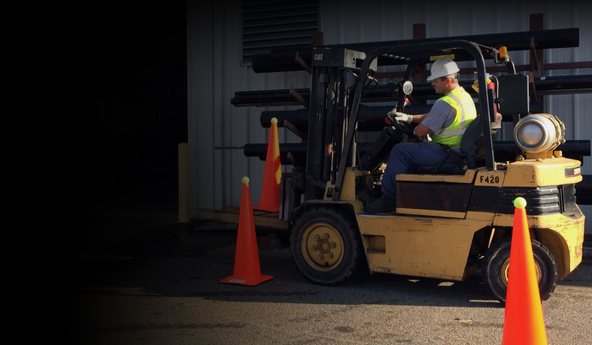 Industrial Fork Truck Training