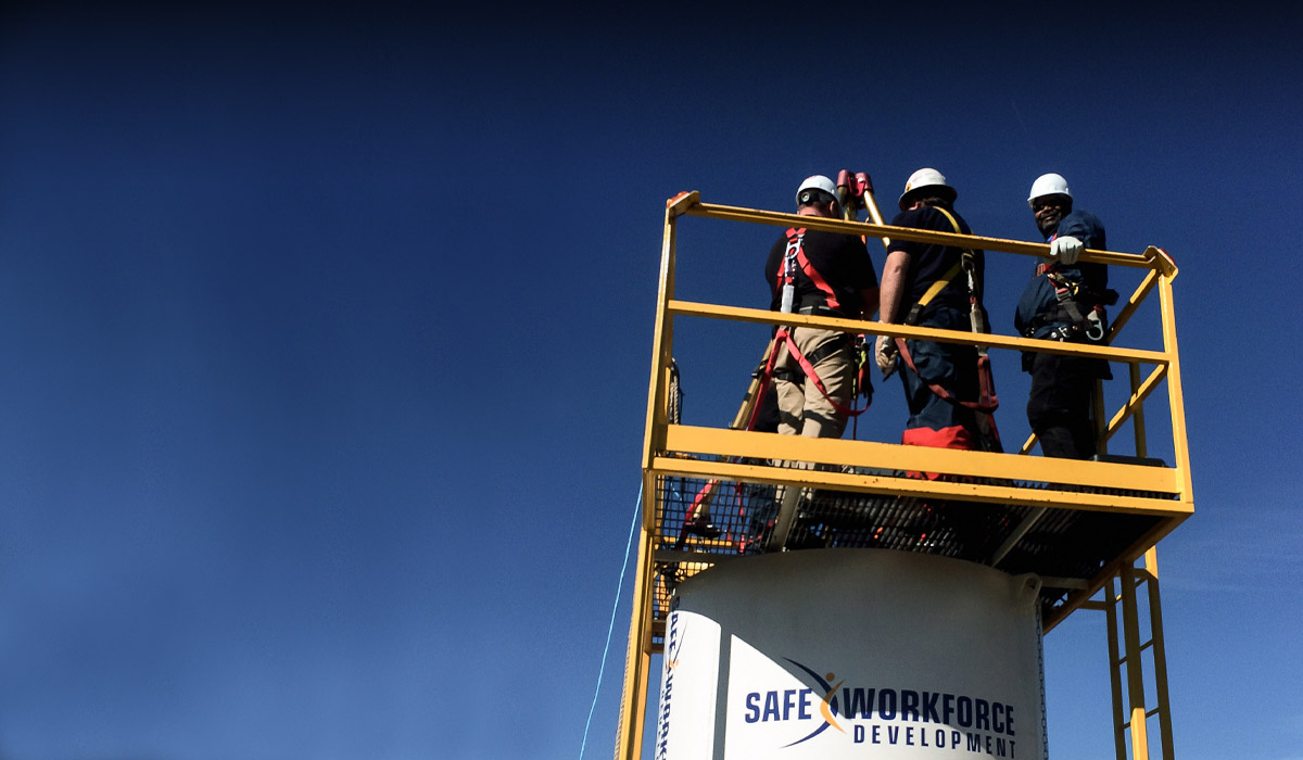 Confined Space Rescue Training Tank