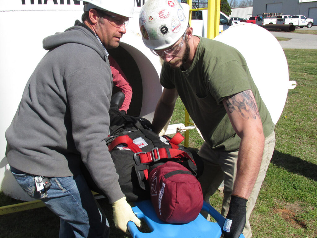 Professional Confined Space Rescue Teams